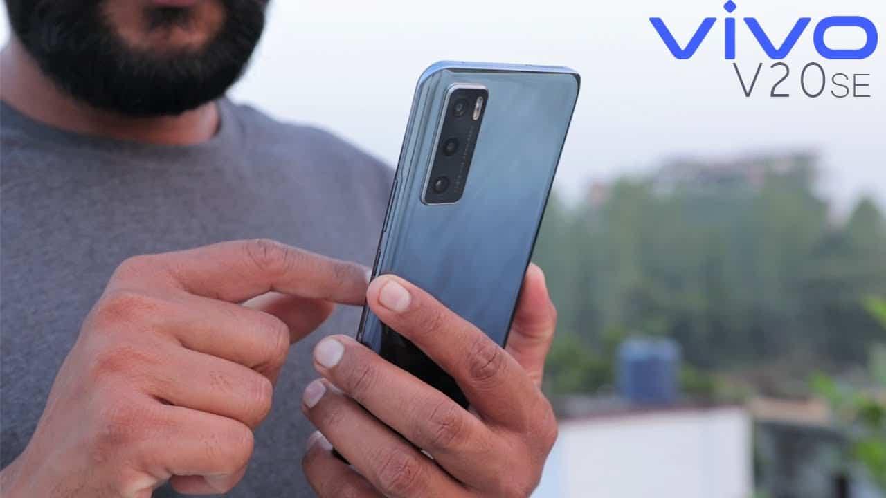 Vivo V20 price slashed in India