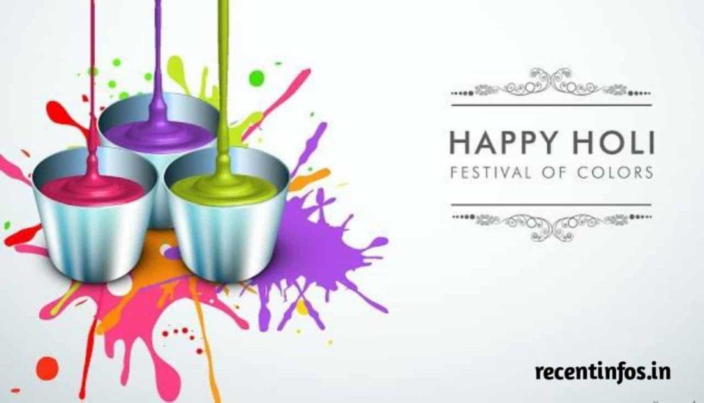 Happy Holi 2021 Images
