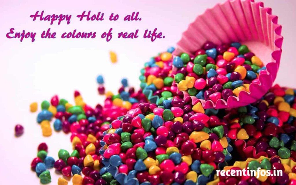 Happy Holi photos gif