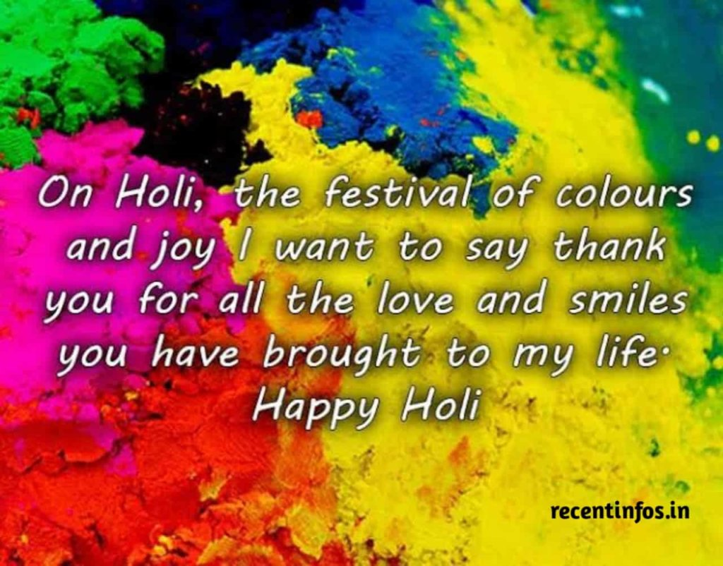 Holi 2021 wishing images