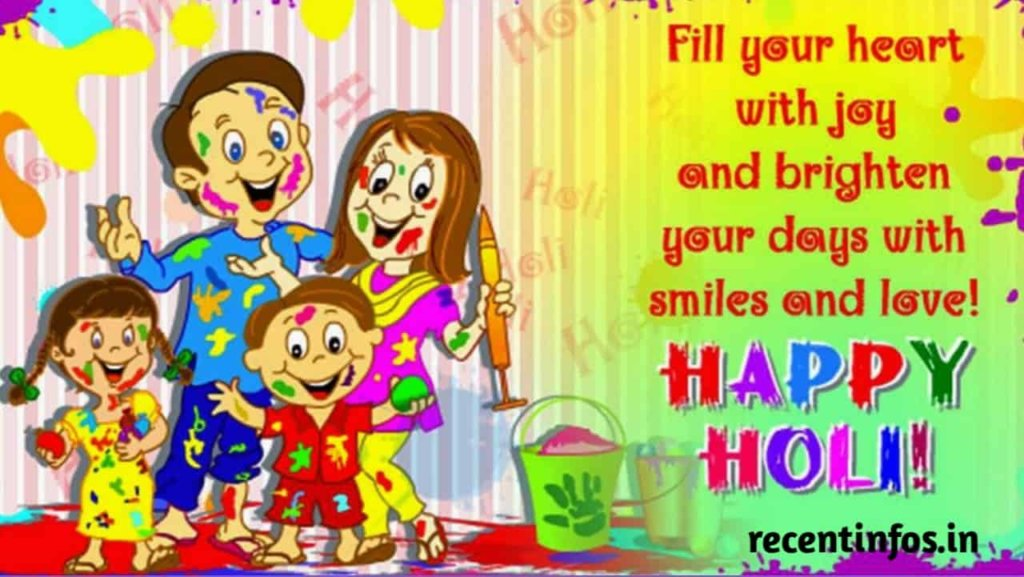 Radha Krishna Happy Holi images