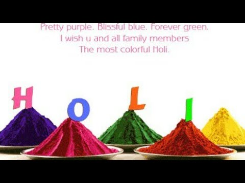 Happy Holi Quotes Images