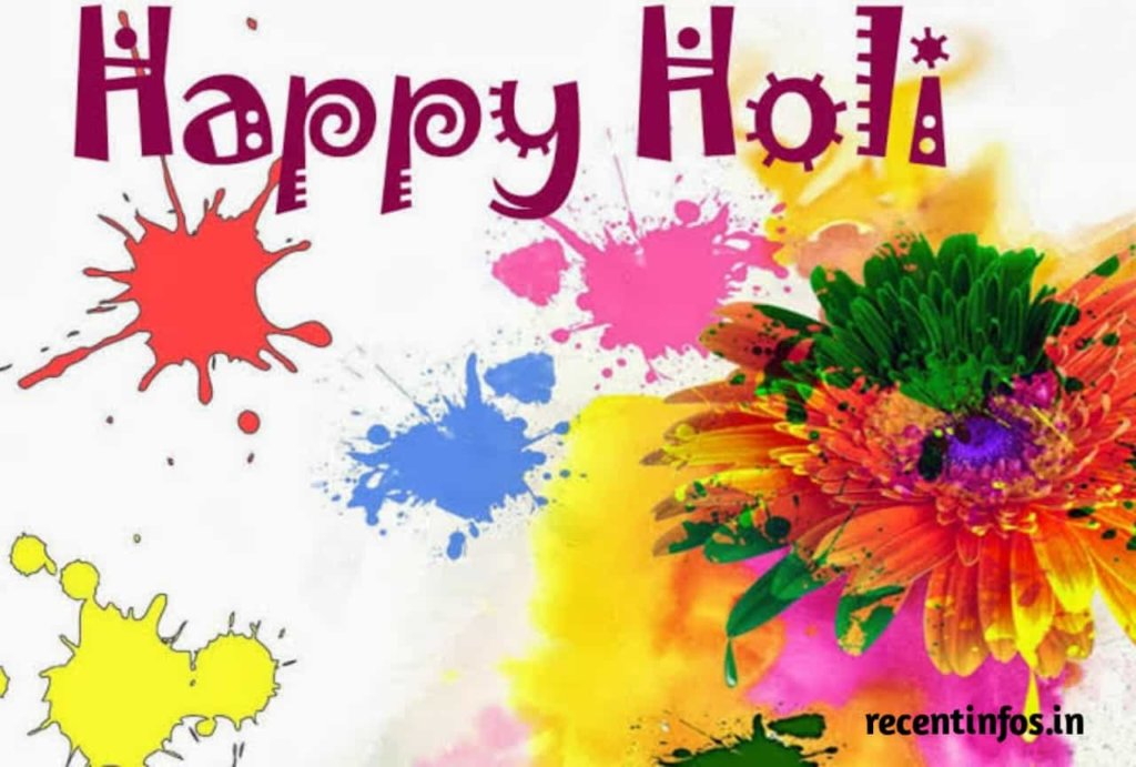 download happy holi images in Hd