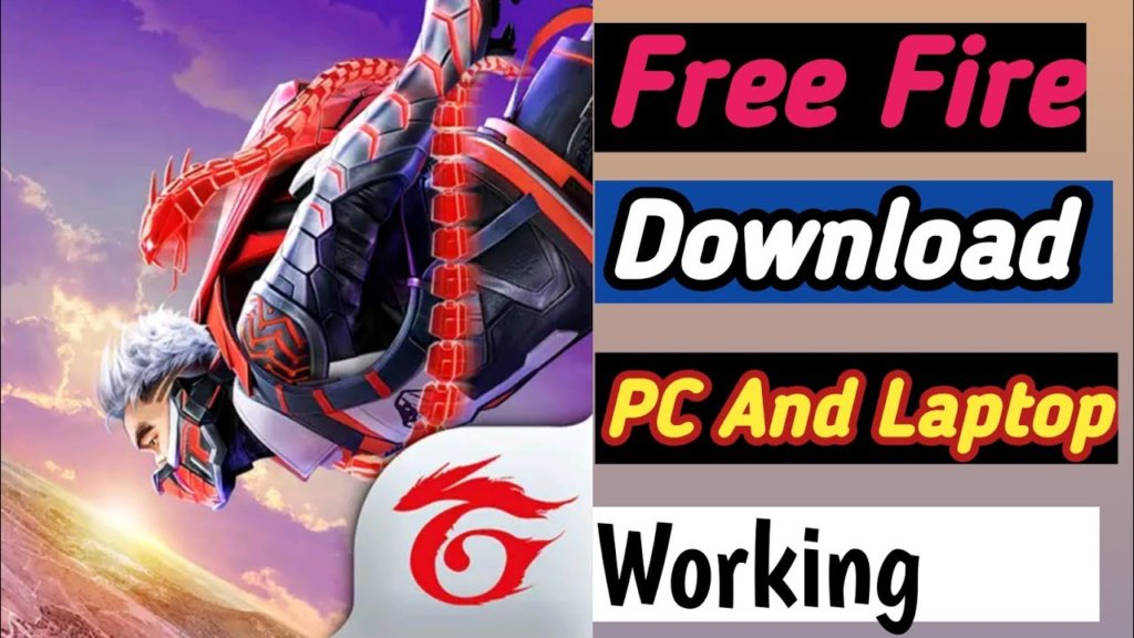 Free Fire for Pc and Laptops: Full Method to Download and Install
