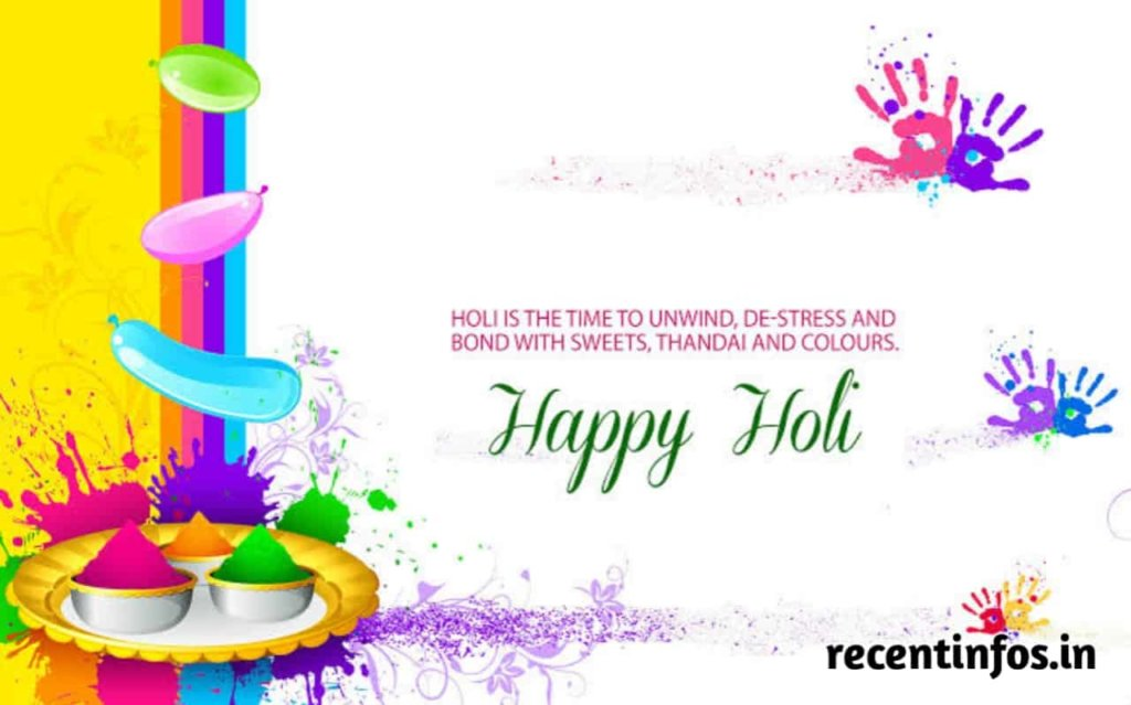 happy holi images for drawing