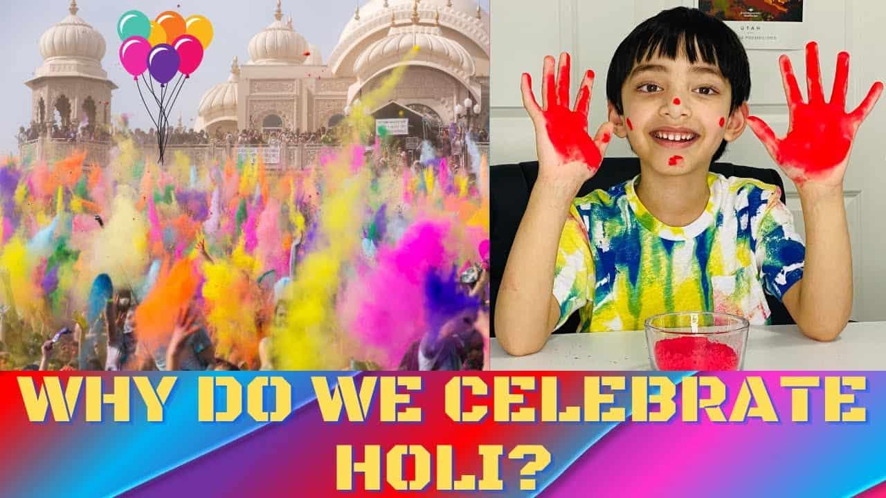 why do we celebrate holi