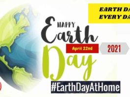 Earth Day theme 2021