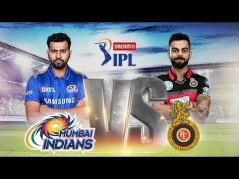 IPL 2021 Winner of Ipl Match RCB VS MI Who won RCB VS MI IPL Match