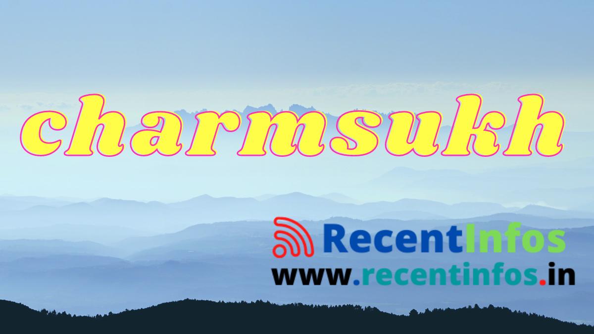 charmsukh Ullu Web Series