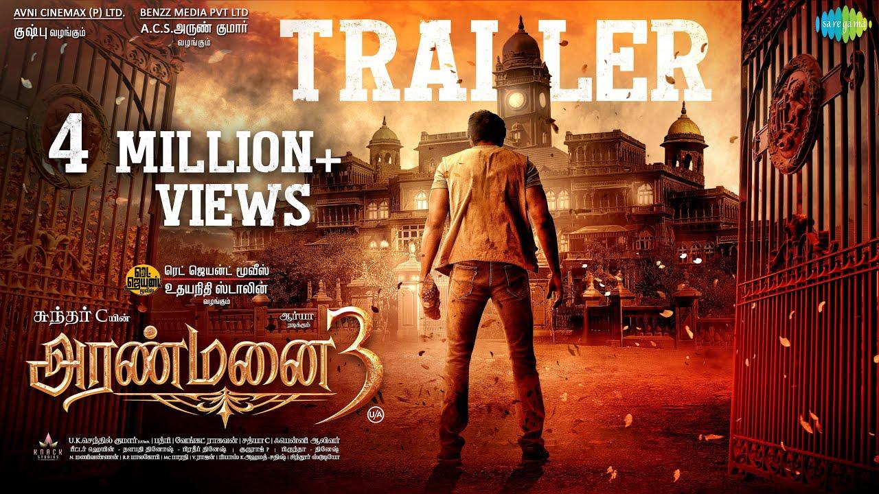 Aranmanai 3 movie download moviesda, Tamilyogi, Cinevez