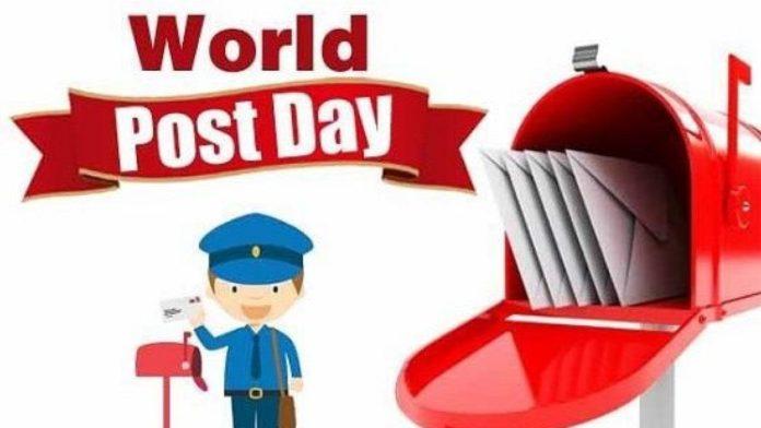 world postal day 2021 theme